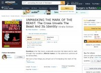 UNMASKING THE MARK OF THE BEAST