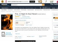 Fire - A Heart  Soul Novel