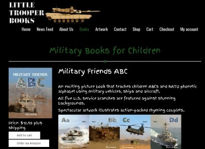 Military Friends ABC