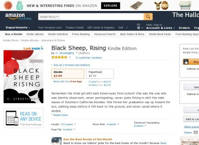 Black Sheep, Rising