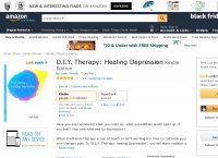 D.I.Y. Therapy Healing Depression