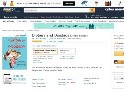 Dibbers and Doodads