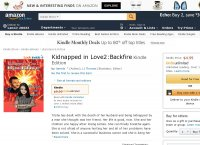 Kidnapped in Love2 Backfire