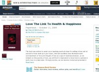 Love the Link to Health & Happiness