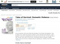 Tales of Survival Domestic Violence