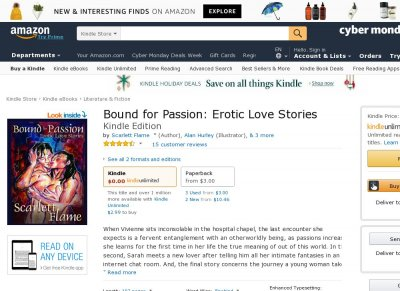 Bound for Passion: Erotic Love Stories