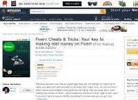 Fiverr Cheats  Tricks Your key to making real money on Fiverr