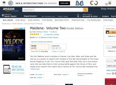 Maldene Volume Two