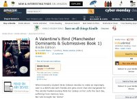 A Valentine's Bind (Manchester Dominants & Submissives Book 1)