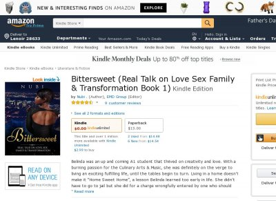 Bittersweet Real Talk on Love Sex Family  Transformation