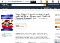 Today I Teach Financial Literacy: Parent and Child Money Management Workbook