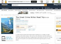 The Great Crime Writer Road Trip
