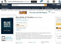 Blue Book of Quotes