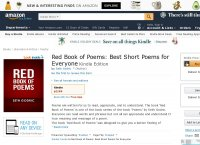 Red Book of Poems