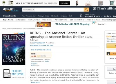 RUINS - The Ancient Secret