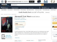 Werewolf First Moon