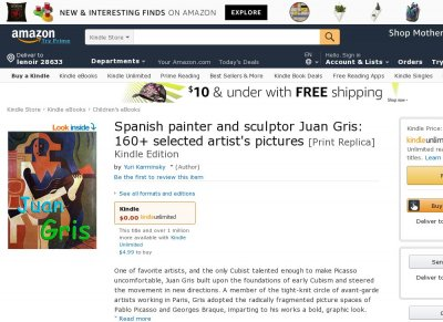 Spanish painter and sculptor Juan Gris 160 selected artists pictures