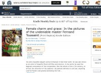 Female charm and grace In the pictures of the undeniable master Fernand Toussaint
