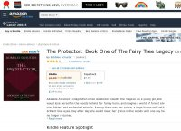 The Protector - Book One of The Fairy Tree Legacy