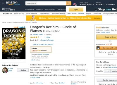 Dragons Reclaim Book 4