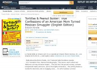 Tortillas  Peanut Butter True Confessions of an American Mom Turned Mexican Smuggler